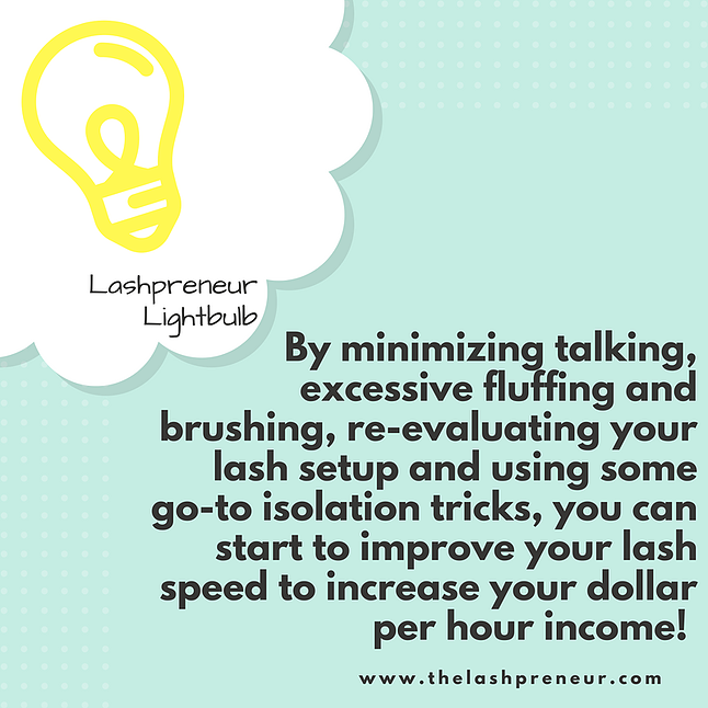 a28d4498bd0 By minimizing talking, excessive fluffing and brushing, re-evaluating your  lash setup and using some go-to isolation tricks, you can start to improve  your ...